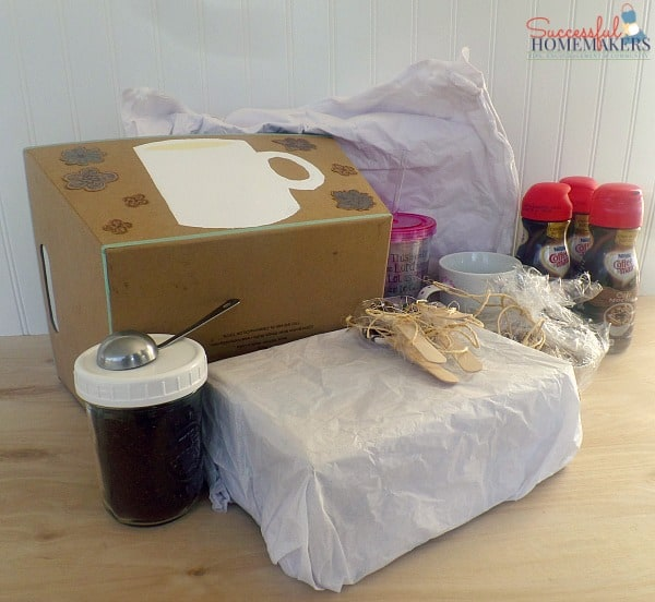 A Gift Basket for a New Coffee Lover ~ Successful Homemakers