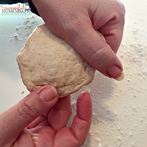 No Hole Bagels ~ Successful Homemakers