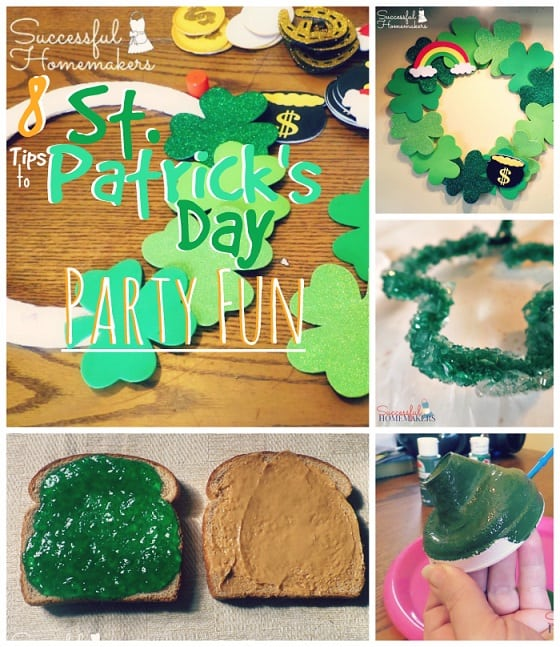 8 Ideas For St Patricks Day Party Fun