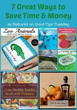 Good Tips Tuesday 122 ~ Successful Homemakers