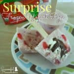 Surprise Frozen Yogurt Pops! ~ Successful Homemakers