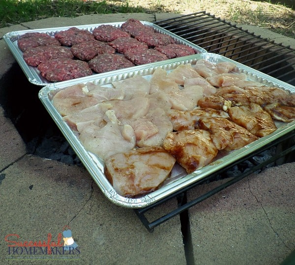 Easy Summertime Entertaining Recipes ~ Successful Homemakers
