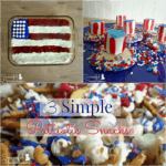 3 Simple Patriotic Snacks ~ Successful Homemakers