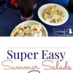 Super Easy Summer Salads and Sippers