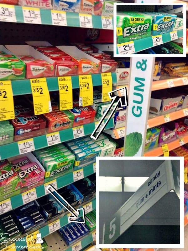 extra gum shop photo