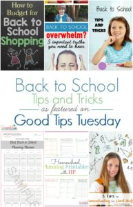 Good Tips Tuesday #137