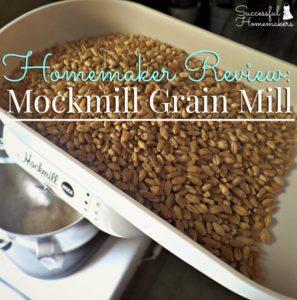 Homemaker Review: Mockmill Grain Mill