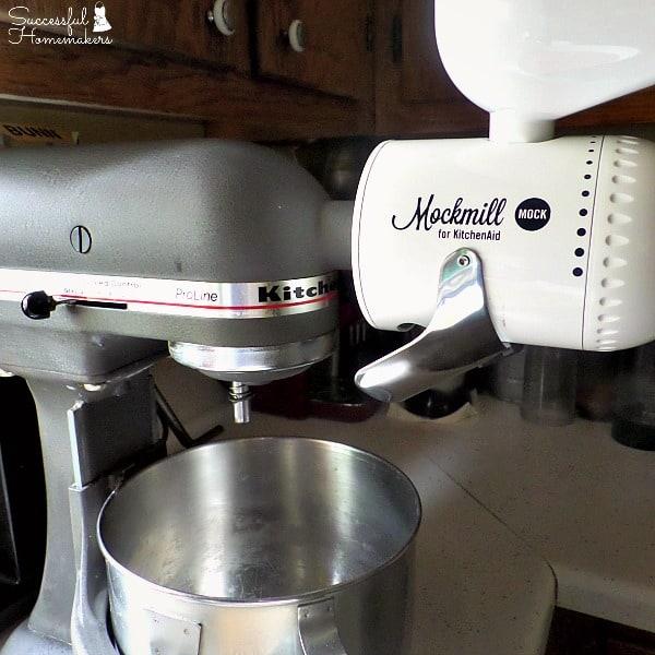 Homemaker Review: Mockmill Grain Mill ~ Successful Homemakers