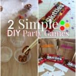 2 Simple DIY Party Games ~ Successful Homemakers