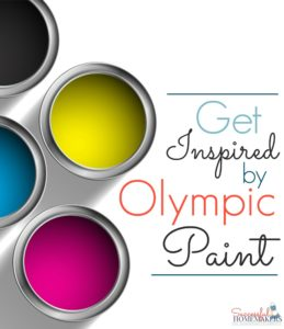 Get Inspired by Olympic Paint and Enter to Win!