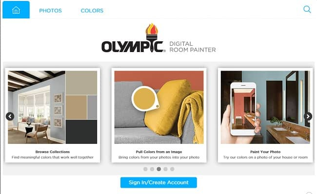 Get Inspired by Olympic Paint and Enter to Win! ~ Successful Homemakers