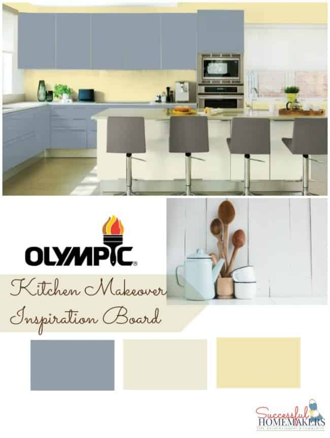 Get Inspired by Olympic Paint ~ Successful Homemakers