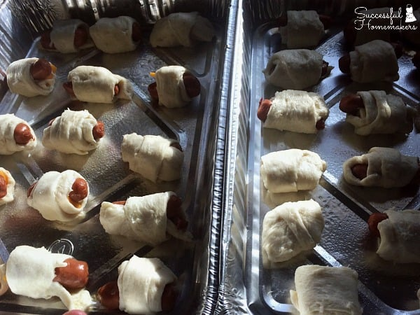 Enjoy Your Holiday Party With Prep-Ahead Foods ~ Successful Homemakers