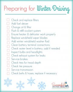 preparing-for-winter-driving-checklist