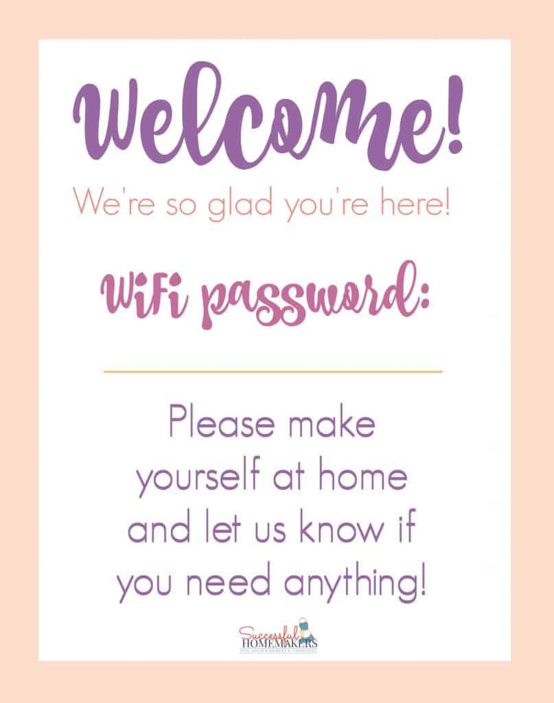 12 Tips to Make Your Home Guest-Ready ~ Successful Homemakers