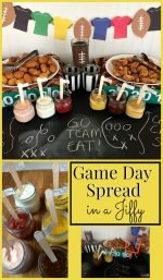 (ad) Tyson® Game Day Recipes at Sam's Club