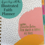 Take Charge of Your Days with the Illustrated Faith Planner