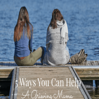 5 Ways You Can Help A Grieving Mama Celebrate Special Days