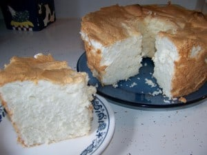Heavenly High Angel Food Cake 2