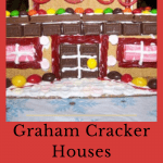 Graham Cracker Houses- create a new family holiday tradition!